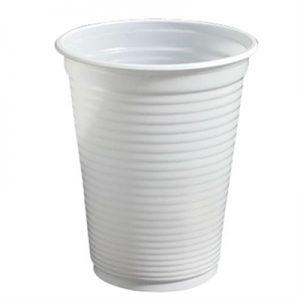 Copo Descartável Branco 180 ml