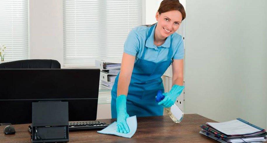 Limpeza e Higiene no Ambiente de trabalho