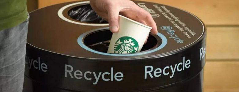 Reciclagem de Embalagens Descartáveis