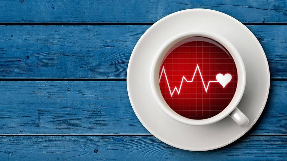 Benefícios do Cafézinho - Reduz Riscos Cardíacos