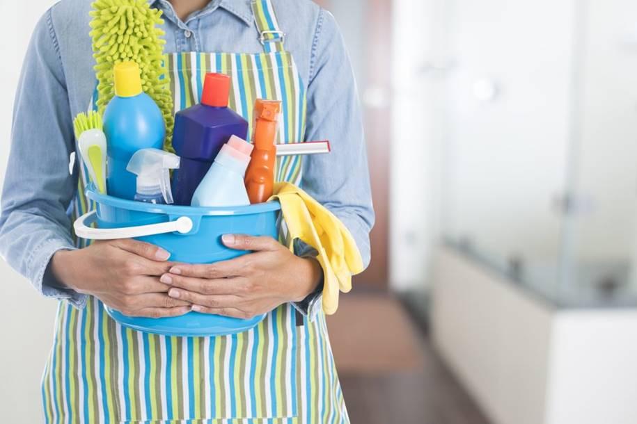 Como Manter a Empresa Sempre Limpa - Produtos