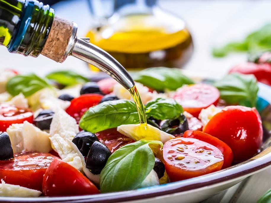 Benefícios do Azeite de Oliva - Consumo Diário