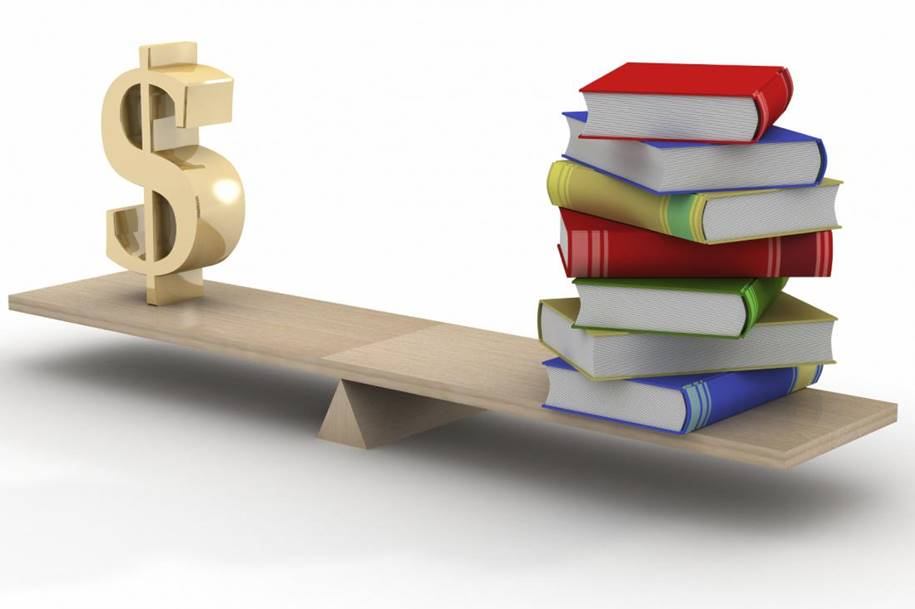 Economizar no material Escolar - Livros