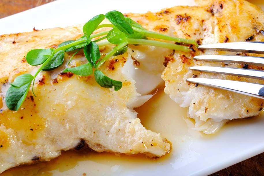 Almoço de Domingo - Bacalhau