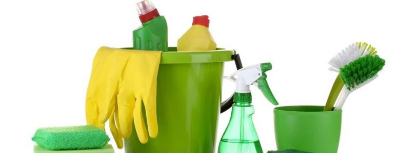 Economizar com Produtos de Limpeza