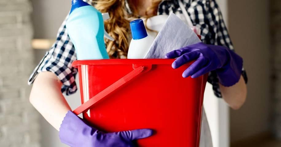 Economizar com Produtos de Limpeza - Material
