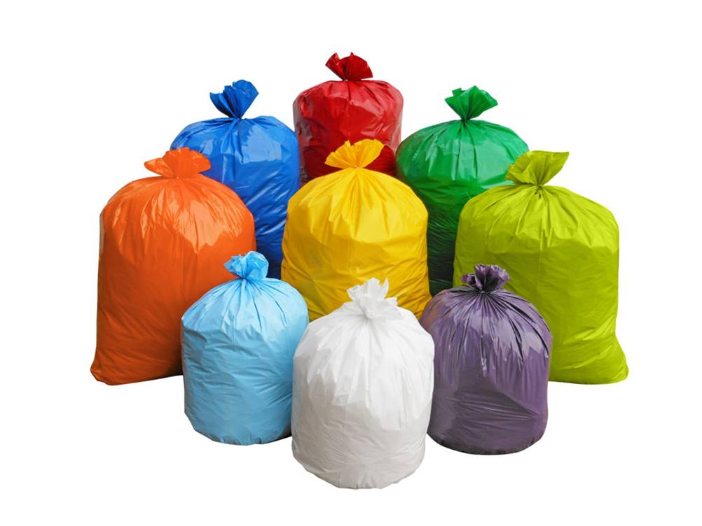 Importância de utilizar sacos de lixo