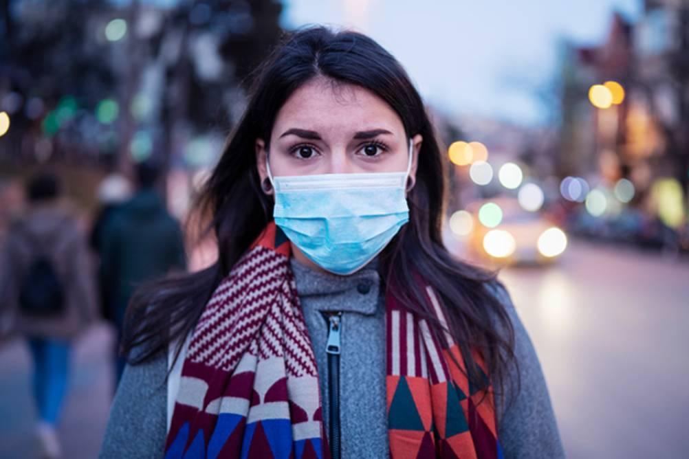 Evite o uso de mascaras se não estiver infectado